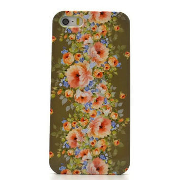 iphone 6 case floral iphone 6 plus case flowers iphone 5S case peony galaxy s6 edge iphone 4S case galaxy S5 floral LG G3 G4 Sony Xperia Z3