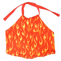 Burn in Hell Halter Top