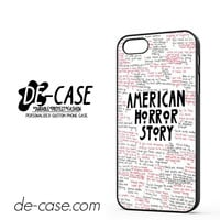 American Horror Story Quotes DEAL-722 Apple Phonecase Cover For Iphone 5 / Iphone 5S