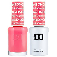 DND - Gel & Lacquer - Pinky Watermelon - #645