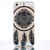 Dreamcatcher mobile phone case for iphone 5 5s SE 6 6s 6plus 6s plus + Nice gift   box!