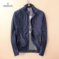Boys & Men Moncler Cardigan Jacket Coat