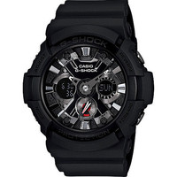 G-Shock Ga-201 Watch Black One Size For Men 22142710001