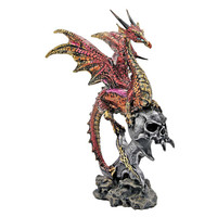 Park Avenue Collection Zazookie Dragon Statue
