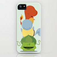 The first Pokemon iPhone & iPod Case by Manfred Maroto