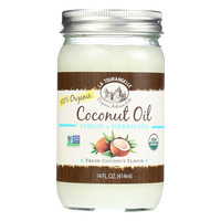 La Tourangelle Coconut Oil - Case of 6 - 14 Fl oz.
