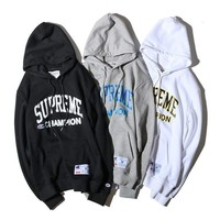 Supreme Winter Hoodies Pullover Hats [11501030220]