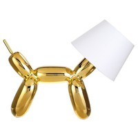 Sompex DOGGY - Table lamp - gold - Zalando.co.uk