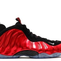 spbest Nike Air Foamposite One Red Metallic 20th Anniversary