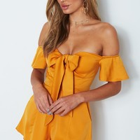 Another Day Playsuit Mango