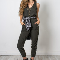 Brooklyn Karma Wallflower Jumpsuit