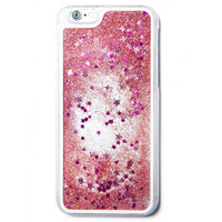 PINK GLITTER HOLOGRAM PHONE CASE