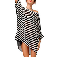 Beach Cover Up Stripes