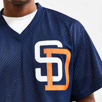 Mitchell & Ness San Diego Padres Jersey   Urban Outfitters