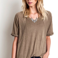 Ready for the World Knit Top