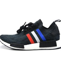 Best Deal Adidas NMD R1 PK Tri Color 'Core Black'