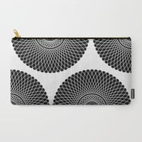 Mandala no 6 - inverted Carry-All Pouch by Hedehede