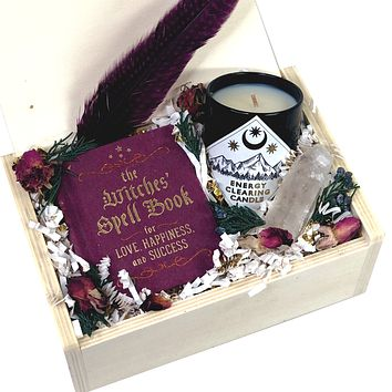 Witches Spell Gift Box