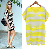 New Fashion Summer Sexy Women Dress Casual Dress for Party and Date = 4725345220