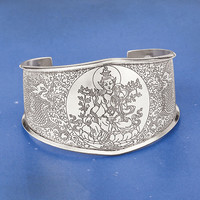Tara Cuff - New Age, Spiritual Gifts, Yoga, Wicca, Gothic, Reiki, Celtic, Crystal, Tarot at Pyramid Collection
