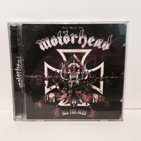 The Best of Motorhead - All The Aces 2 CD 2001
