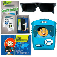 Disney's Kim Possible Top Secret Spy Kit