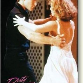 Dirty Dancing - Johnny and Baby Dance - Movie Poster 24x36