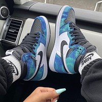 Air Jordan 1 Retro Fashion Casual Sneakers Sport Shoes