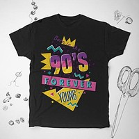 90's Birthday Retro Unisex Shirt Top Tee