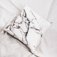 Marble Throw Pillow