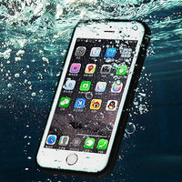 Waterproof Underwater Shockproof Durable Full Sealed iPhone 6S 6 Plus 5S 5 SE Best Protective Covcer Case  iPhone 7 7 Plus case + Free Gift Box + Free Shipping