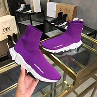 BALENCIAGA Socks shoes-1