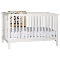 Stork Craft Hillcrest Fixed Side 4-in-1 Convertible Crib