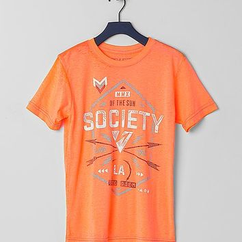 Boys - Society Drop Top T-Shirt