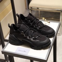 Dior  Men Casual Shoes Boots fashionable casual leather