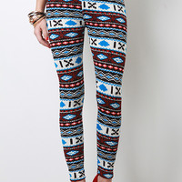 Cheery Holiday Leggings