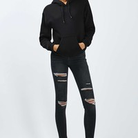 Basic Oversized Hoodie - Topshop