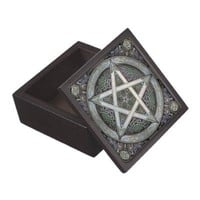 Wiccan Cross Premium Gift Boxes from Zazzle.com