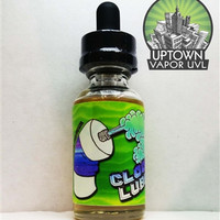 Uptown Premium Ejuice - Clood Lube - 30ml