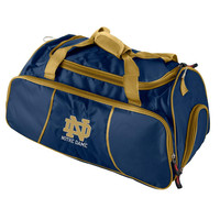 Notre Dame Fighting Irish NCAA Athletic Duffel Bag