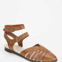 Restricted Let's Go Ankle-Wrap Sandal - Urban Outfitters