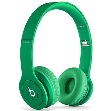 Beats By Dre Solo Hd Headphones Matte Green One Size For Men 23140450001
