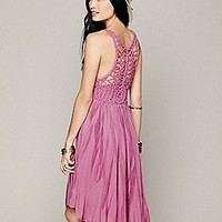 Free People  Cast Your Net Dress at Free People Clothing Boutique