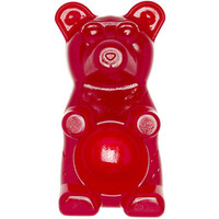 Red 26-Pound Party Gummy Bear