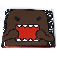 Domo - Face Rubber Wallet