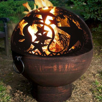 Fire Bowl - Handcrafted