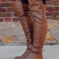 City Slicker Boot - Tan