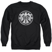 Supergirl - Deo Adult Crewneck Sweatshirt Officially Licensed Apparel