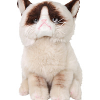 "Grumpy Cat 10"" Plush"