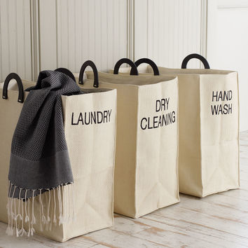 Dry Cleaning Tote - Dransfield & Ross